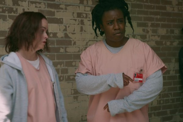 Titulky k Orange Is the New Black S07E02 - Just Desserts